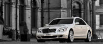 Project Kahn Commemorates Royal Wedding With a Maybach 57