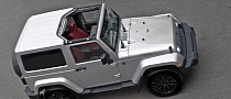 Project Kahn Creates Jeep Wrangler Targa