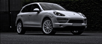 Project Kahn Plays With the 2011 Porsche Cayenne