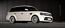 Project Kahn Range Rover RS600 Autobiography Set Free