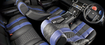 New Range Rover Sport Premium Interior Pack by Project Kahn