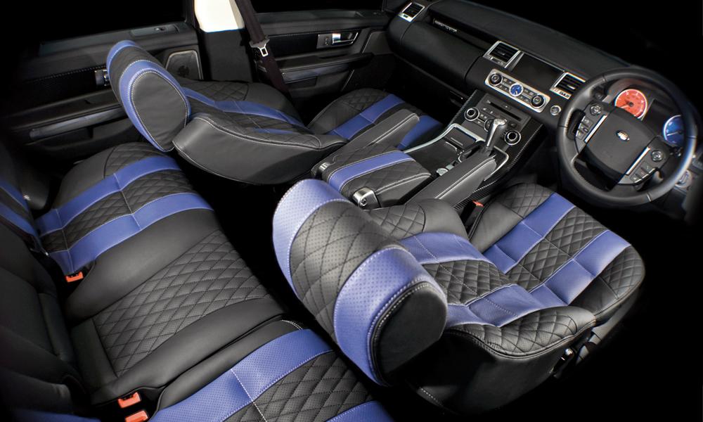 New Range Rover Sport Premium Interior Pack By Project Kahn Autoevolution