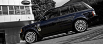 Project Kahn Releases Range Rover Vogue Black Edition