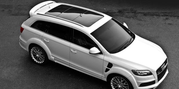 project kahn unveils 2011 audi q7 wide track autoevolution. Black Bedroom Furniture Sets. Home Design Ideas
