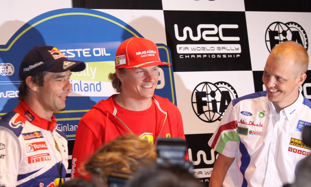 Promoter Hails WRC-F1 Drivers\' Exchange - autoevolution