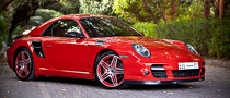 Promotive Squeezes 750 hp Out of the Porsche 911 Turbo