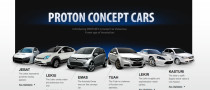 Proton Adds 'Concept Cars' Section on Its Website