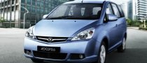 Proton Exora, the First Malaysian MPV Now Available