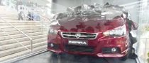 Proton Previews Inspira, Based on Mitsubishi Lancer