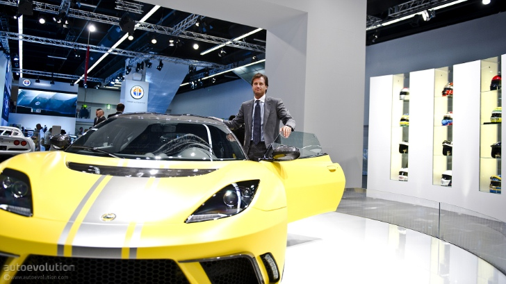 Proton's New Owner Open to Selling Lotus