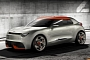 Provo Concept Proves Kia Can Design a Better Veloster [Photo Gallery]