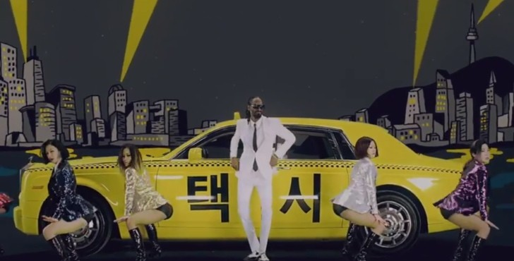 psy 39 s latest song hangover has a rolls royce taxi and. Black Bedroom Furniture Sets. Home Design Ideas