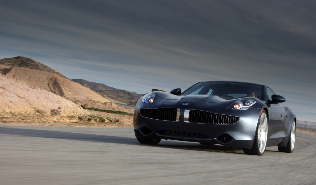 Public Driving Debut For The Fisker Karma Autoevolution