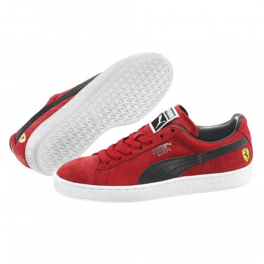 be4010bf Puma Unveils Special Suede Edition to Celebrate 10-Year ...
