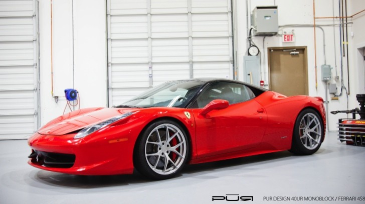 PUR Wheels Monoblock Range Now Fits Factory Tires [Photo Gallery]