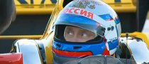 Putin Drives an F1 Car [Video]