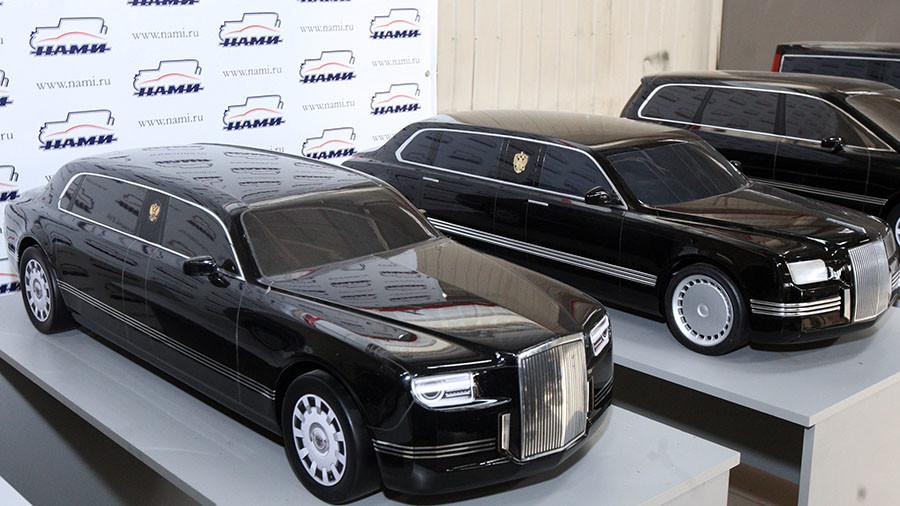 Rolls Royce Limuzin >> Putin's Presidential Limousine Crash Tests and It's a Hit - autoevolution