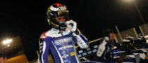 Qatar Win Out of Reach - Lorenzo