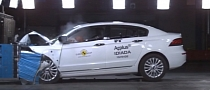 Qoros 3 Sedan Scores Impressive 5-Star Euro NCAP Rating [Video]