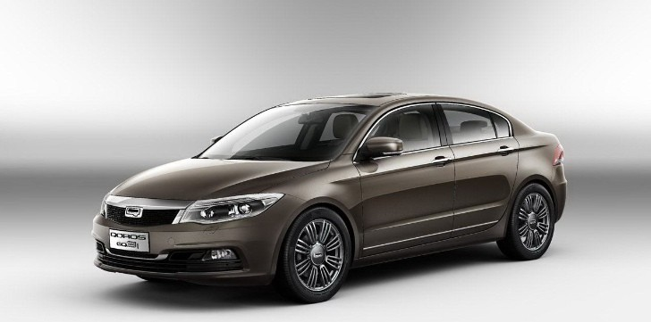 Qoros Reveals GQ3 Premium Sedan Ahead of Geneva Debut