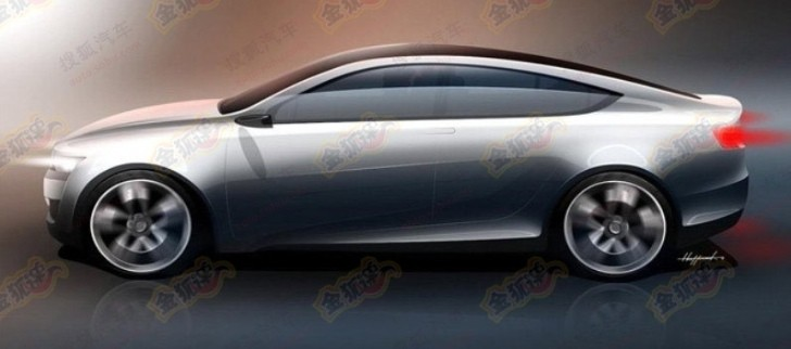 Qoros Working on Four-Door Coupe Model