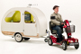 QTvan Is World's Smallest Scooter Caravan [Video]