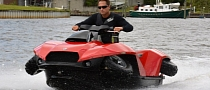 Quadski Operations to Expand Even Before Sales Start [Photo Gallery]