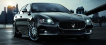 Quattroporte Sport GT S Debuting at the 2009 NAIAS