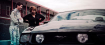 Queen Latifah Is The Mustang Queen of the Road