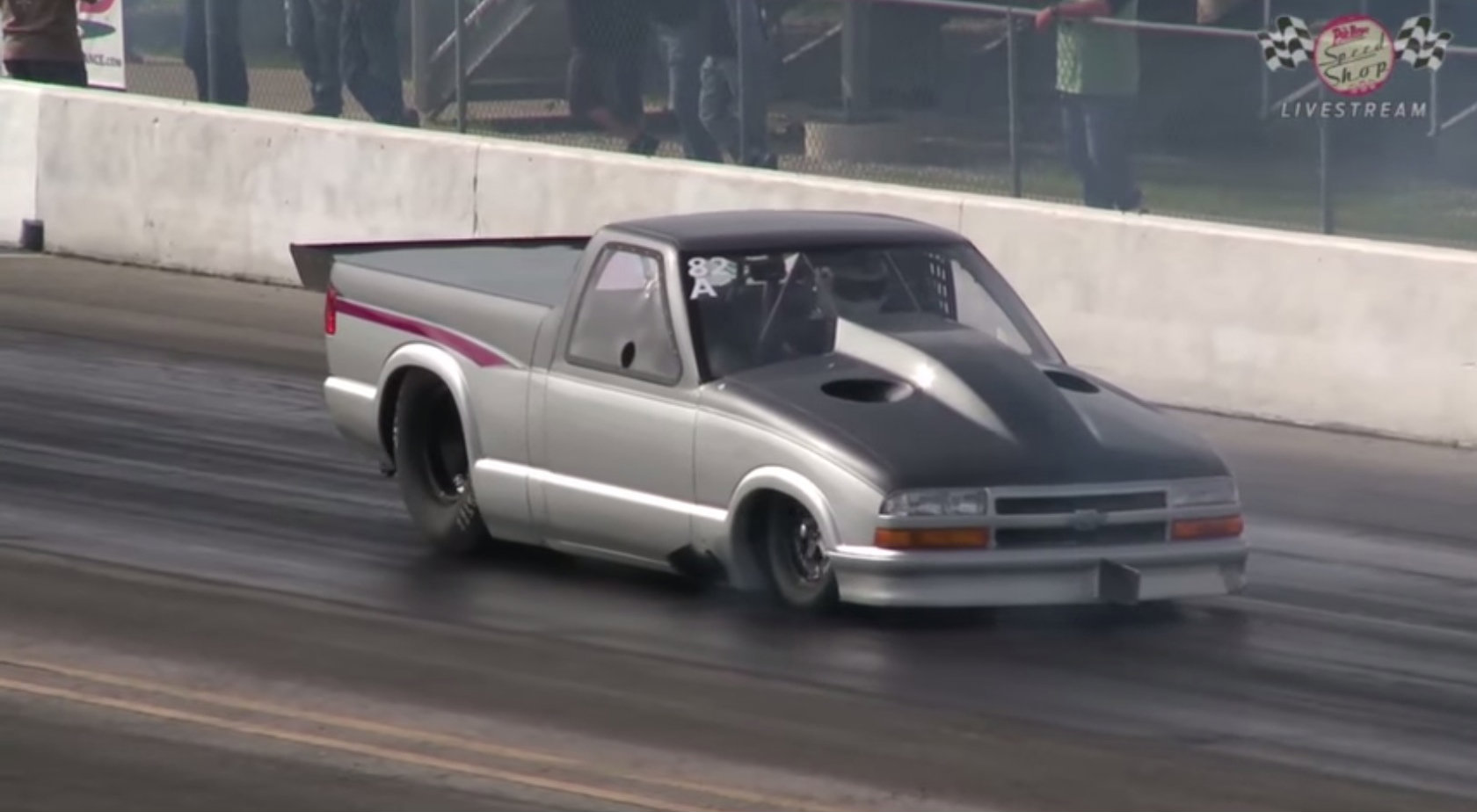 Quickest Street Legal Car Does A Blistering 6 16 Second