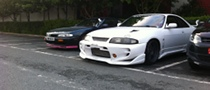 R33 Skyline Tries to Become a GT-R