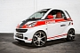 Race Edition Smart From Carlsson