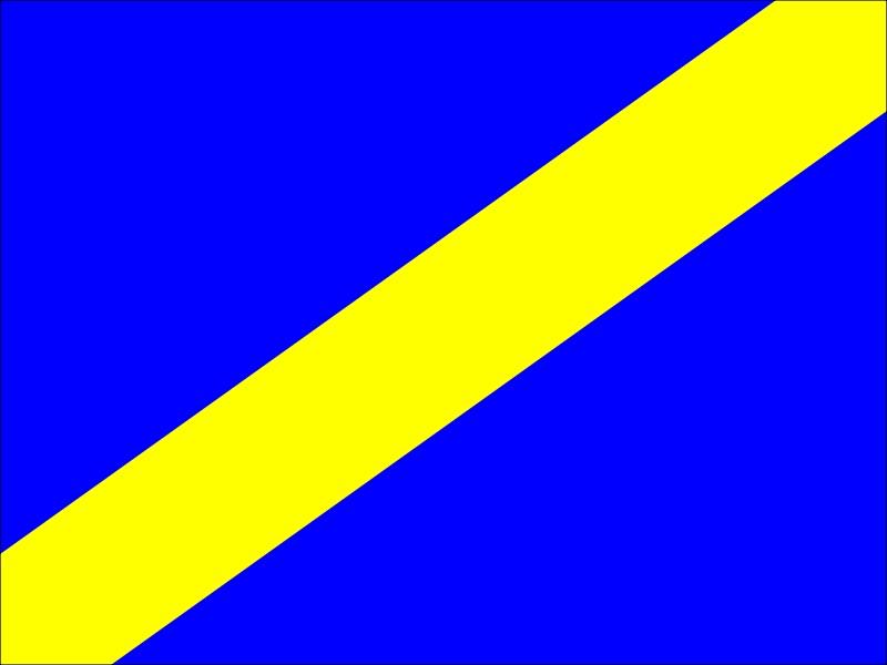 race flags racing indy flag yellow stripe league autoevolution