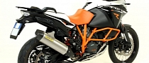 Racing Arrow Exhaust for KTM 1190 Adventure R
