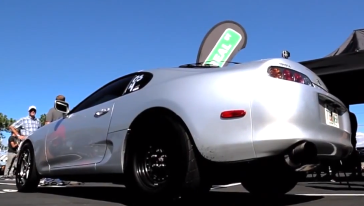 Racing Toyota Supras Available in New TRC Compilation [Video]