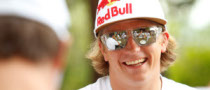 Raikkonen Signs 10-Round Deal in the WRC