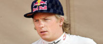 Raikkonen to Run in at Least 10 Rounds of 2011 WRC