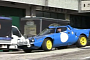 Rally Legend: Lancia Stratos HF Galore, Awesome Exhausts Sounds [Video]