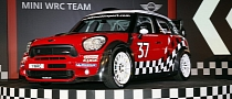 Rally-Ready MINI Countryman Coming from Prodrive