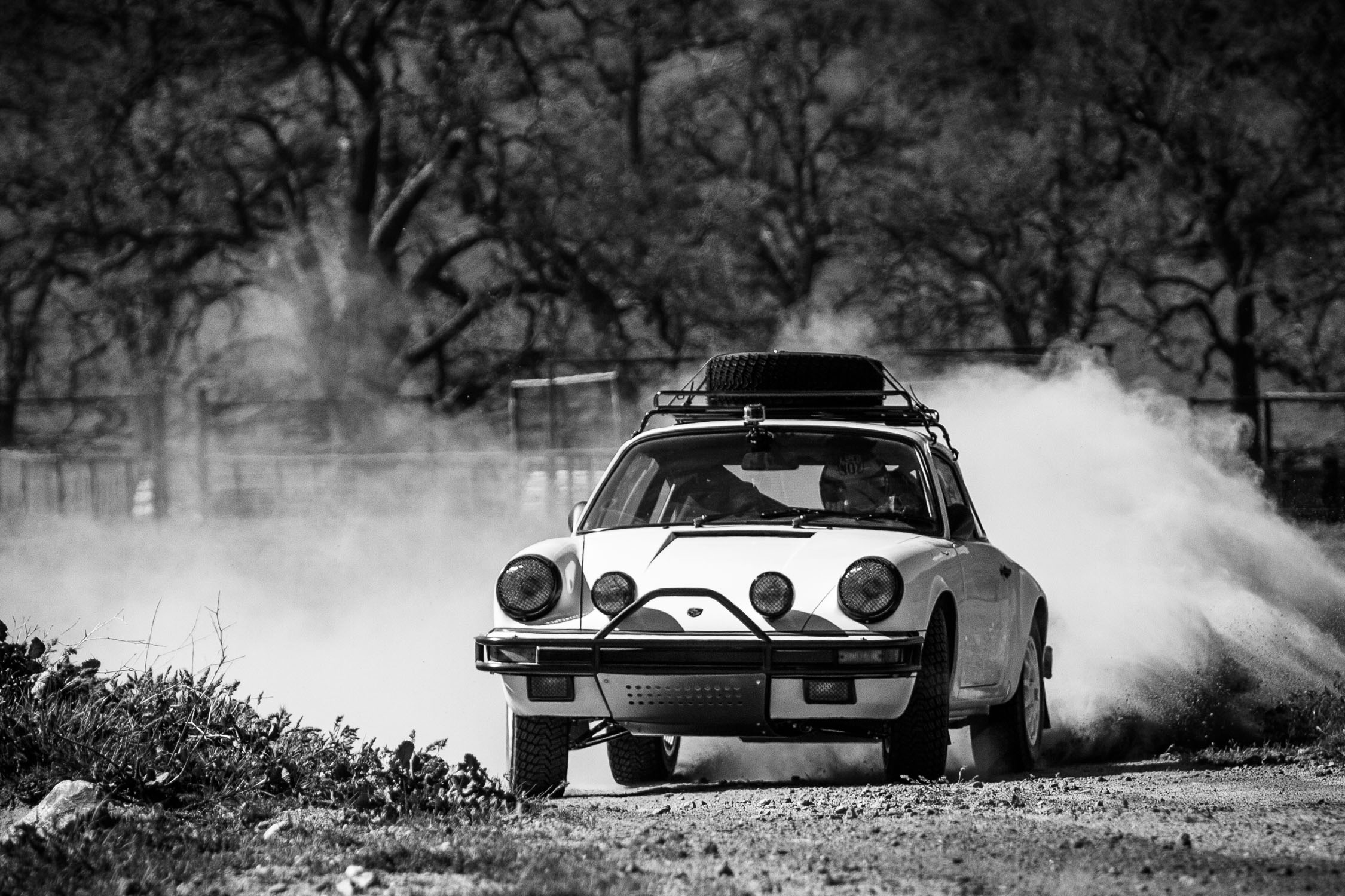 Rally Spec 1985 Porsche 911 Is Up For Auction Proceeds Go
