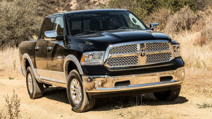 ram 1500 ecodiesel praised by consumer reports autoevolution. Black Bedroom Furniture Sets. Home Design Ideas