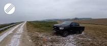 Ram 1500 Laramie Sport Visits the Autobahn, Hits Almost 200 KPH Effortlessly