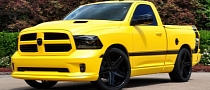 Ram 1500 Rumble Bee Concept Headed for Production?