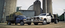 Ram 4500 and 5500 Recalled Over Front Axle Problem