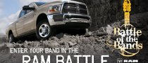 Ram Battle of the Bands Starts on Facebook