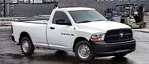 Ram Introduces Commercial Vehicle Division