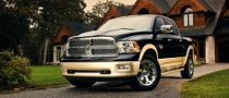 Ram Laramie Longhorn, the Most Luxurious Ram Truck Ever