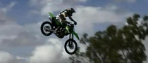 Ramp Jump Goes Wrong for FMX Star Emma McFerran [Video]