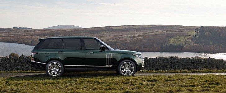 Range Rover And Luxury Gun Maker Build A British Suv That