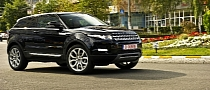 Range Rover Evoque Becomes 2012 North American Truck of the Year